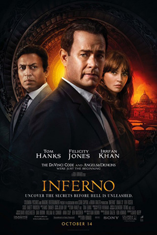 Inferno (2016) by The Critical Movie Critics