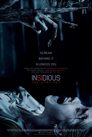 Insidious: The Last Key (2018) by The Critical Movie Critics