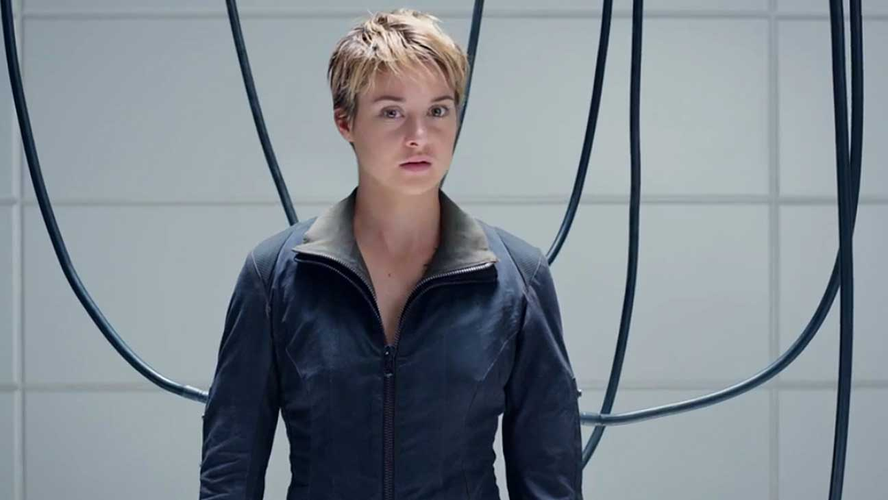 Insurgent (2015) by The Critical Movie Critics