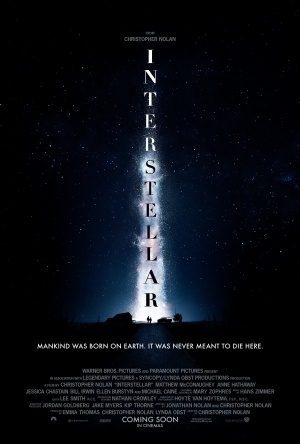 Interstellar (2014) by The Critical Movie Critics