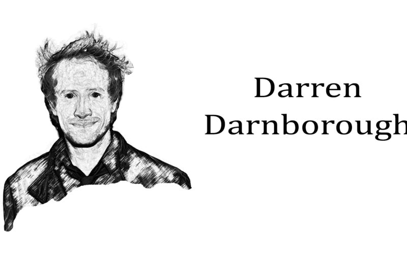 Darren Darnborough by The Critical Movie Critics