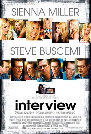Interview (2007) by The Critical Movie Critics