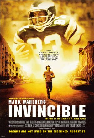 Invincible (2006) by The Critical Movie Critics