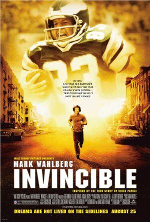 Invincible (2006) by The Critical Movie Critics