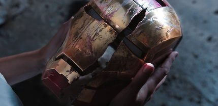 Movie Trailer:  Iron Man 3 (2013)
