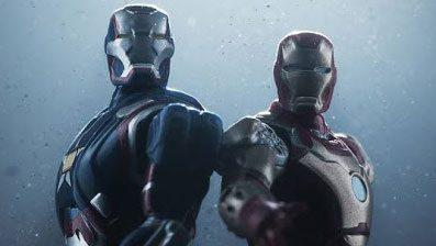 Movie Trailer #2:  Iron Man 3 (2013)