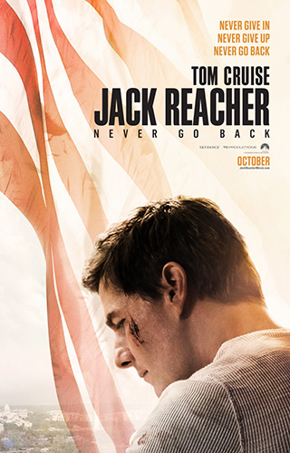 Jack Reacher: Never Go Back (2016) by The Critical Movie Critics