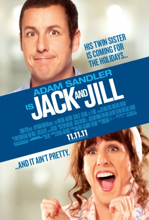 Jack and Jill (2011) by The Critical Movie Critics