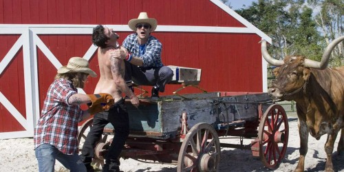 Movie Review:  Jackass Number Two (2006)