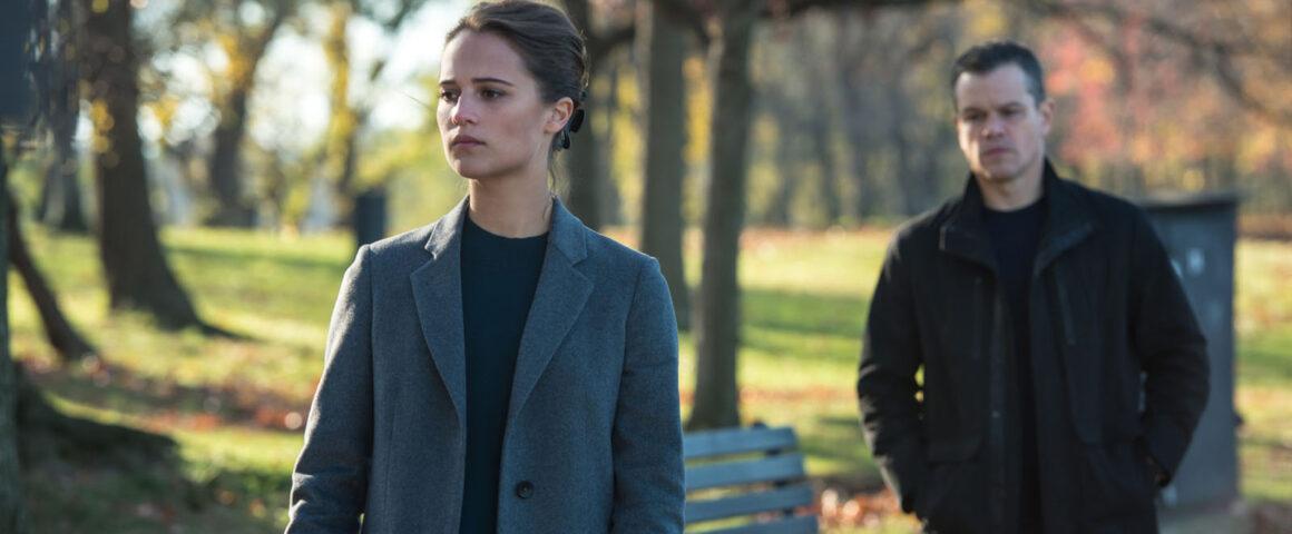 Jason Bourne (2016) by The Critical Movie Critics