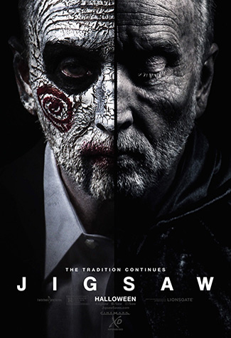 Jigsaw (2017) by The Critical Movie Critics