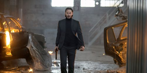 Movie Review:  John Wick: Chapter 2 (2017)