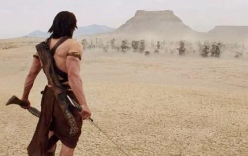 Movie Trailer:  John Carter (2012)