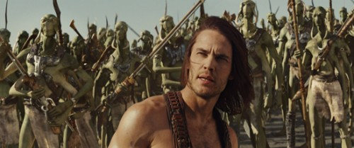 Movie Trailer #2:  John Carter (2012)