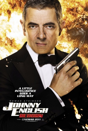 Johnny English Reborn by The Critical Movie Critics