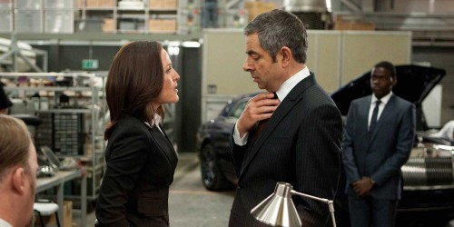 Movie Review: Johnny English Reborn (2011)