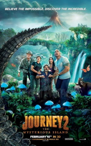 Journey 2: The Mysterious Island (2012) by The Critical Movie Critics