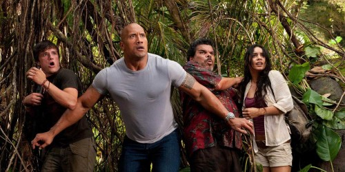 Movie Review:  Journey 2: The Mysterious Island (2012)