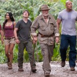 Movie review of Journey 2: The Mysterious Island (2012) by The Critical Movie Critics