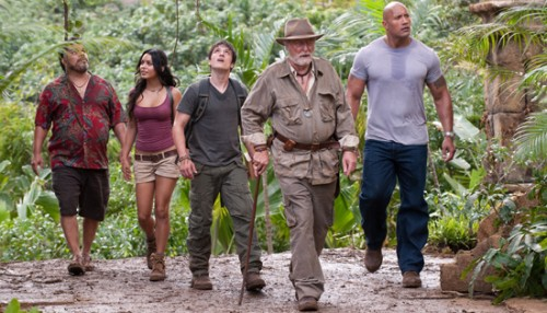 Movie Trailer: Journey 2: The Mysterious Island (2012)
