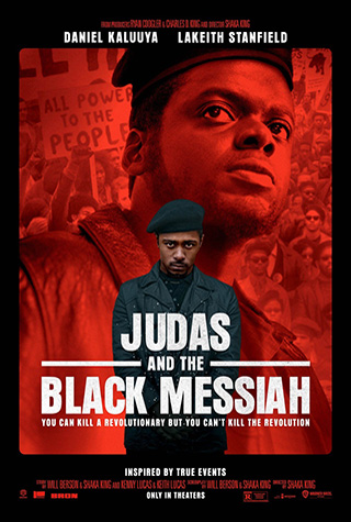 Judas and the Black Messiah (2021) by The Critical Movie Critics