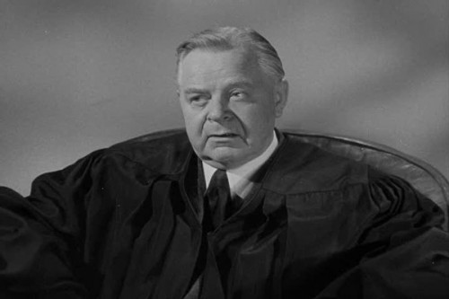 Judge Henry X. Harper – Top 10 Movie Judges