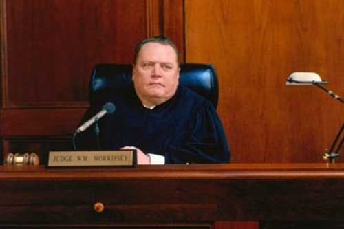 Judge William Morrissey – Top 10 Movie Judges