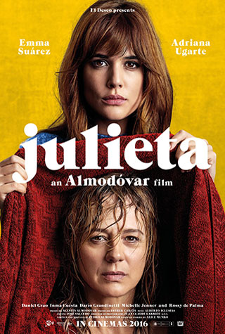 Julieta (2016) by The Critical Movie Critics
