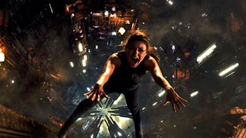 Movie Trailer:  Jupiter Ascending (2014)