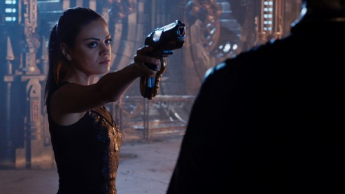 Movie Review: Jupiter Ascending (2014)