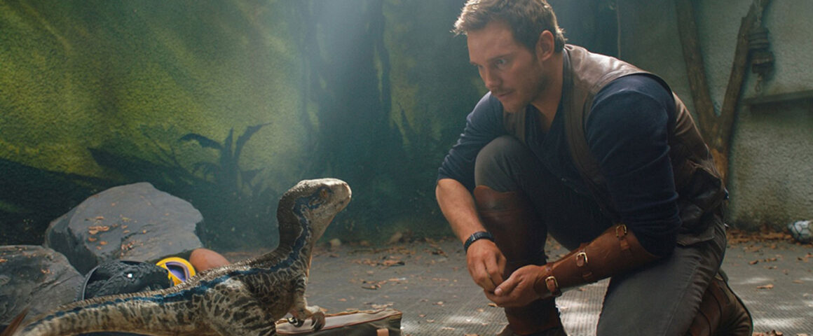 Jurassic World: Fallen Kingdom (2018) by The Critical Movie Critics
