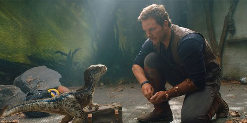 Movie Review:  Jurassic World: Fallen Kingdom (2018)