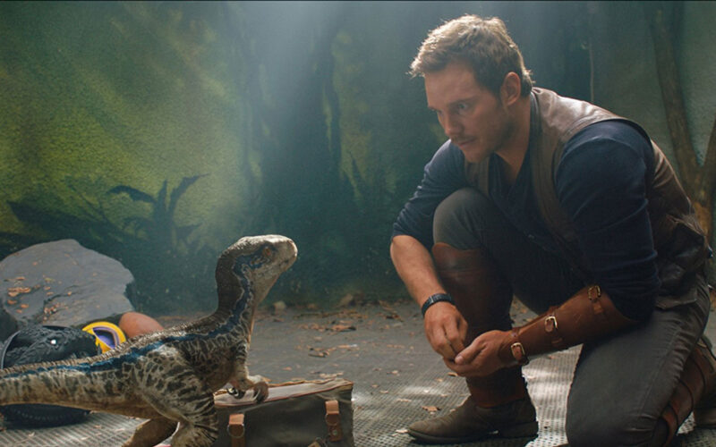 Jurassic World: Fallen Kingdom (2018) by The Critical Movie Critics