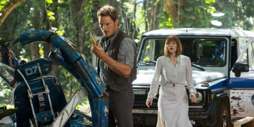 Movie Review:  Jurassic World (2015)