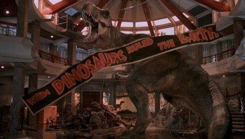 Movie Review:  Jurassic Park 3D (2013)