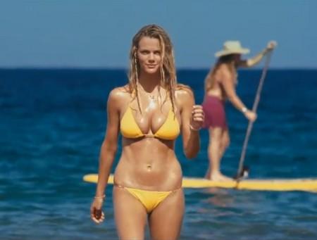Just Go With It Bikini Scene