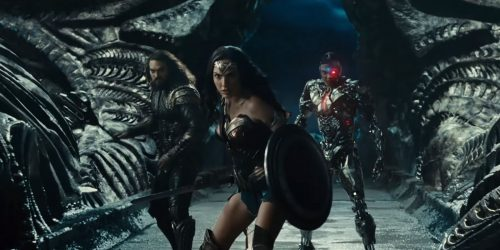Justice League (2017) by The Critical Movie Critics