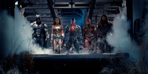 Movie Review: Justice League (2017)