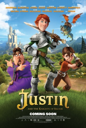 Justin and the Knights of Valour (2013) by The Critical Movie Critics
