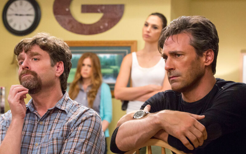 Keeping Up With The Joneses (2016) by The Critical Movie Critics