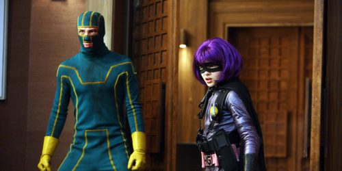 Movie Review:  Kick-Ass (2010)