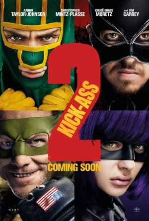 Kick-Ass 2 (2013) by The Critical Movie Critics