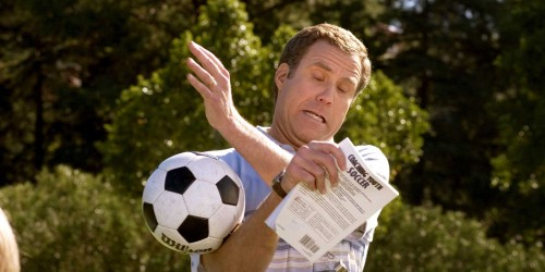 Movie Review:  Kicking & Screaming (2005)