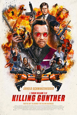 Killing Gunther (2017) by The Critical Movie Critics