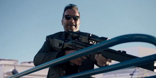 Movie Review:  Killing Gunther (2017)