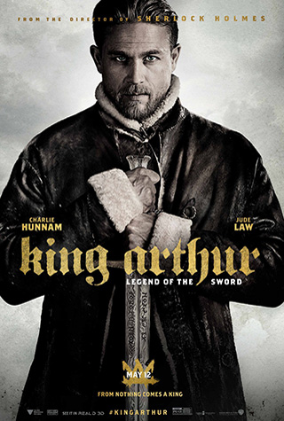 King Arthur: Legend of the Sword (2017) by The Critical Movie Critics