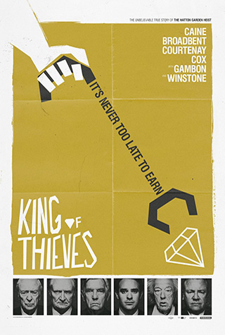 King of Thieves (2018) by The Critical Movie Critics