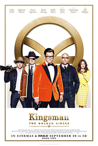 Kingsman: The Golden Circle (2017) by The Critical Movie Critics