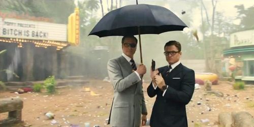 Movie Review:  Kingsman: The Golden Circle (2017)