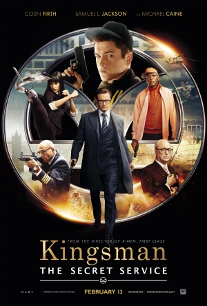 Kingsman: The Secret Service (2015) by The Critical Movie Critics